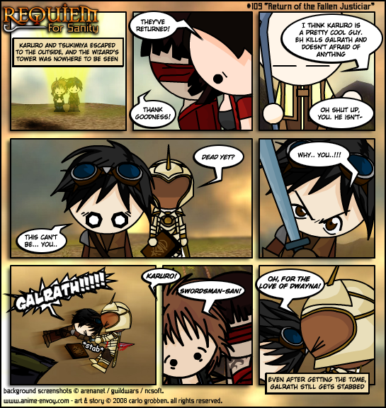 Comic #109