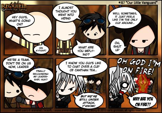 Comic #167
